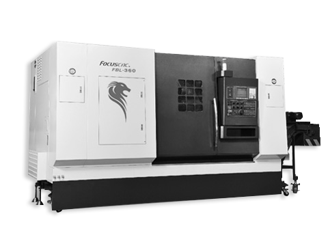 FBL-360 Box Way Series CNC Lathe