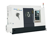 FCL-300MC Linearways CNC Lathe